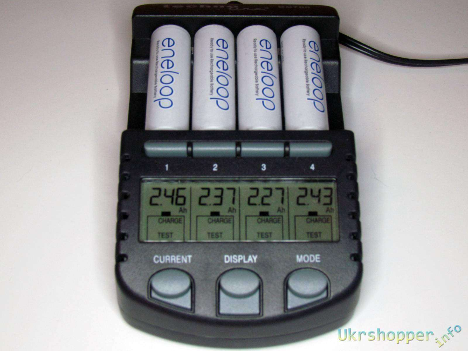 Focalprice: Обзор китайского варианта АА аккумуляторов Sanyo Eneloop
