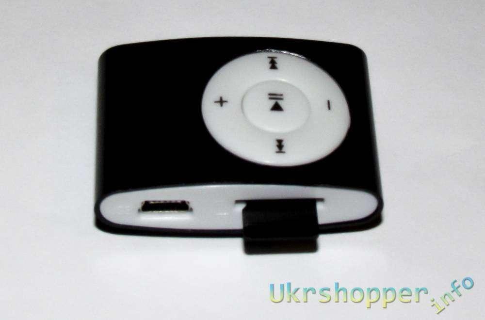 Aliexpress: Классический китайский mp3 плеер для micro SD карт