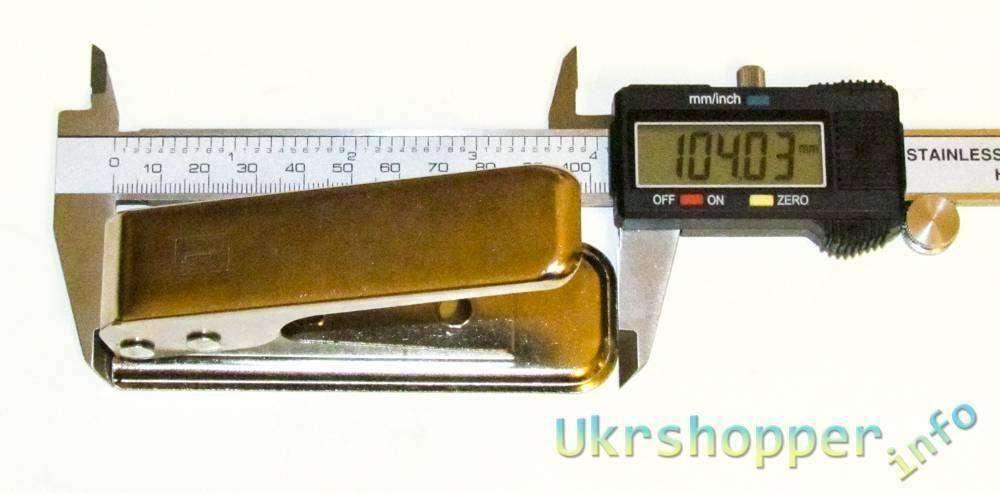 GearBest: Обрезатель для симкарт - обычная (мини сим) до микро сим.