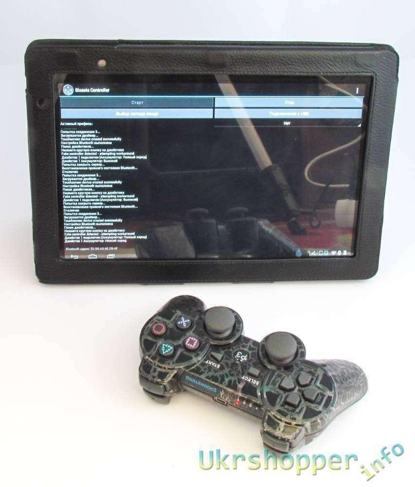 TinyDeal: Беспроводный геймпад от PS3 на Android