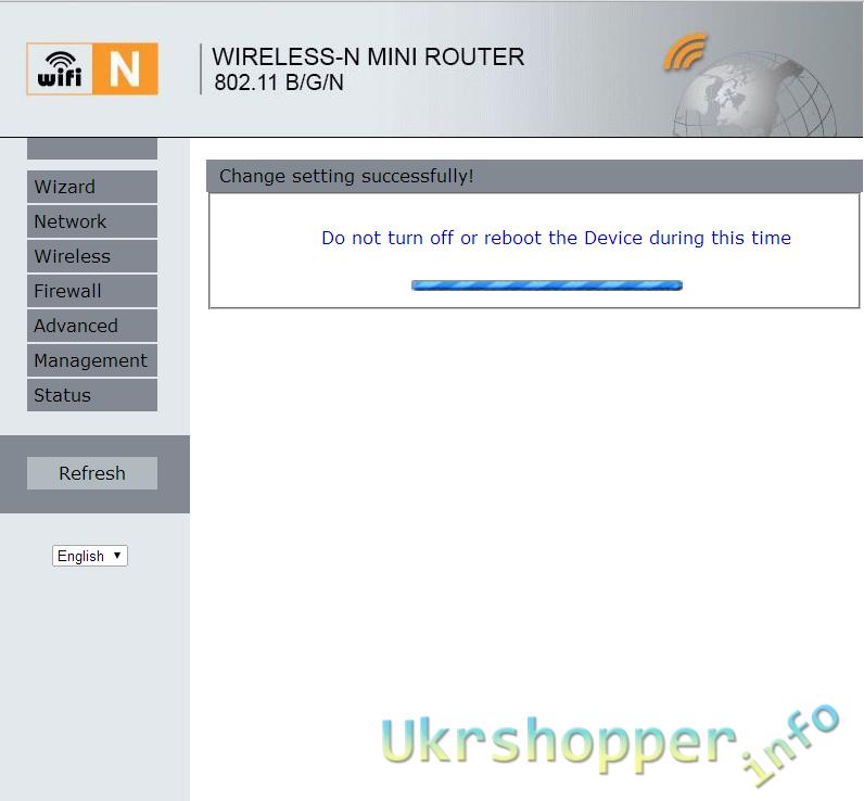 DealExtreme: Двухпортовый Wi-Fi роутер/точка доступа/репитер/клиент и прочая - WS-WN523N2