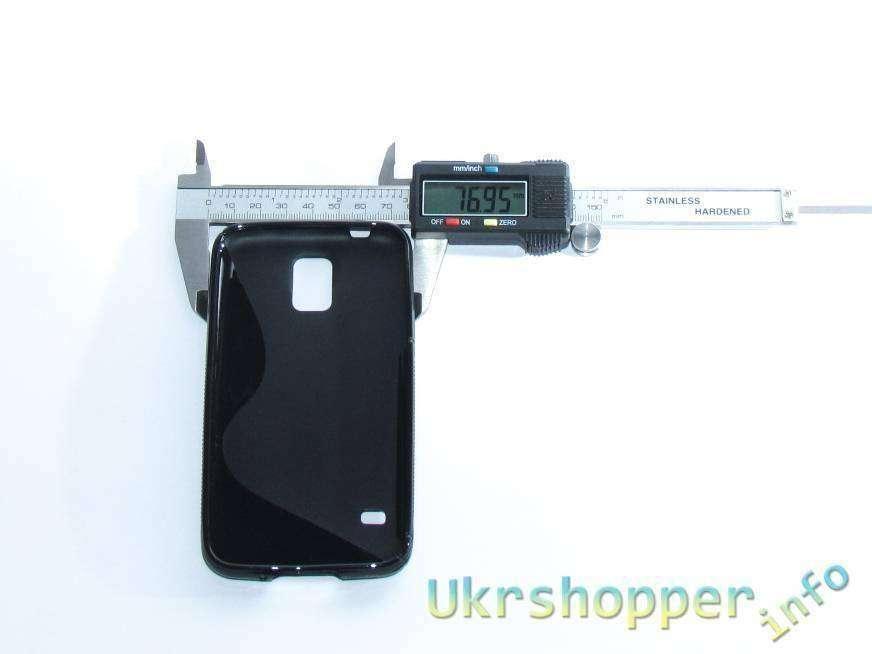 TinyDeal: Обзор-отчет о акционной покупке чехла на Samsung Galaxy S5