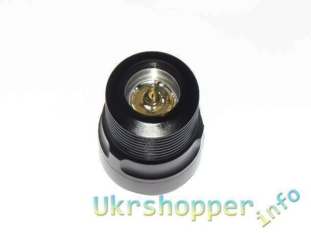 Aliexpress: Обзор фонарика Ultrafire C12 1 Cree XM-L T6