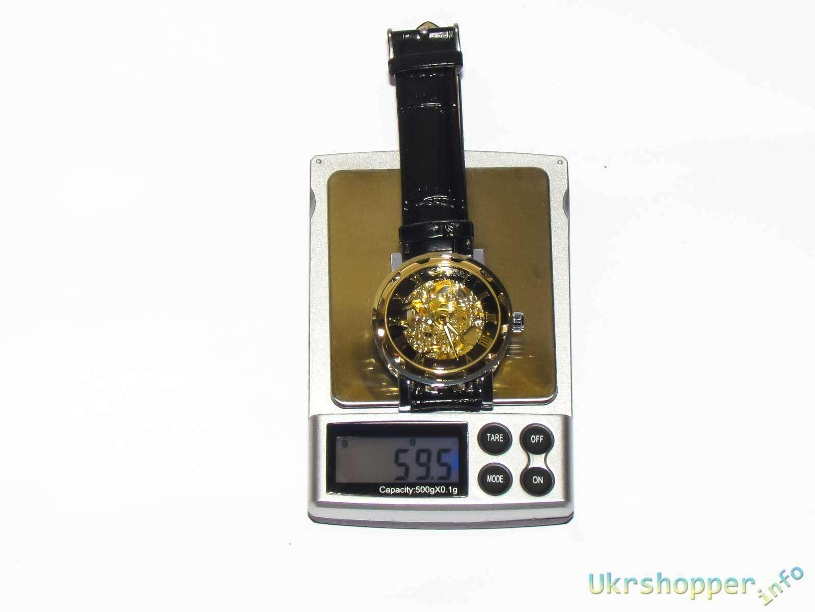 Comebuy.com: Обзор мужских механических часов - скелетонов с автоподзаводом
