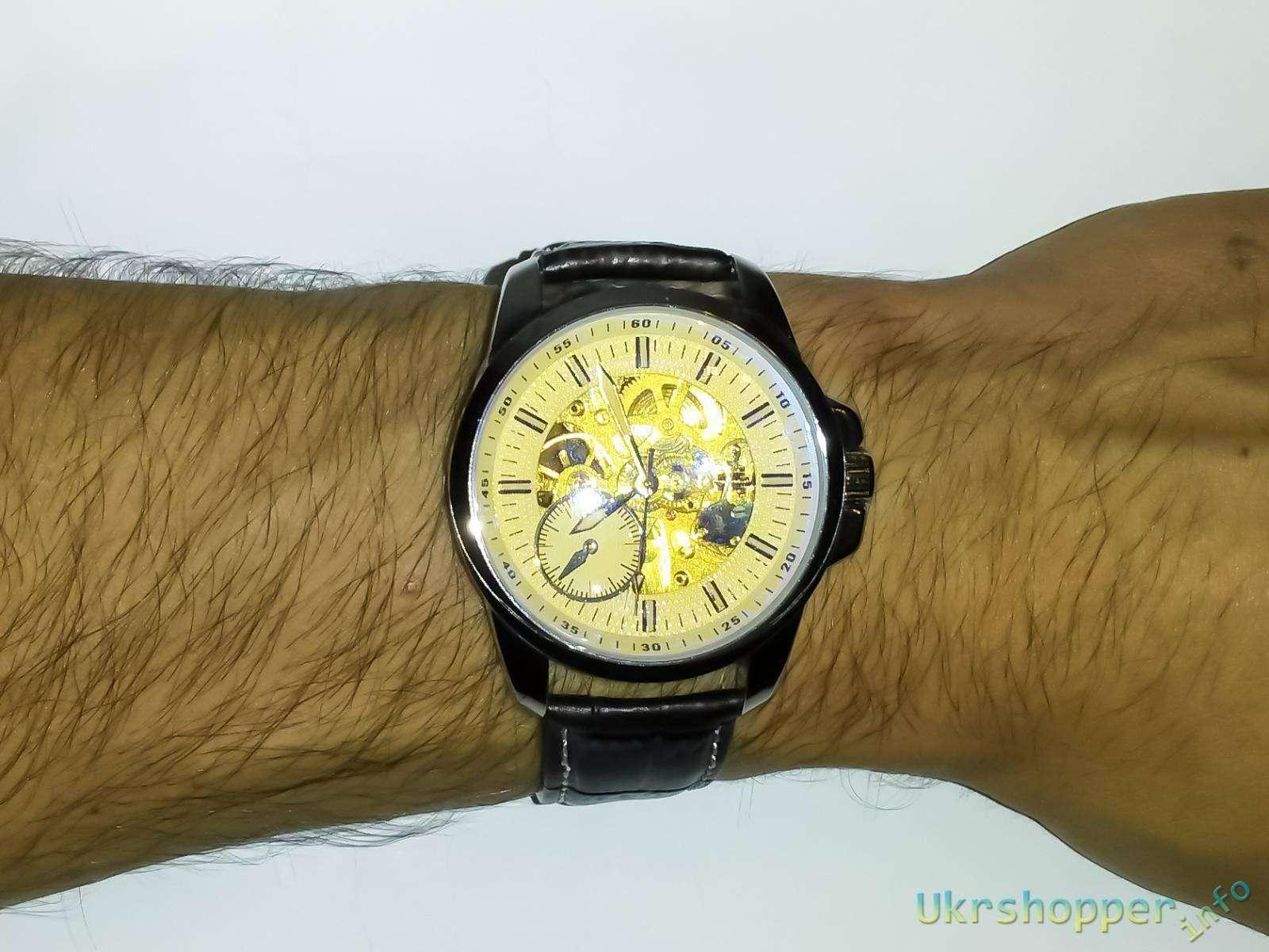 Comebuy.com: Обзор мужских механических часов с автоподзаводом