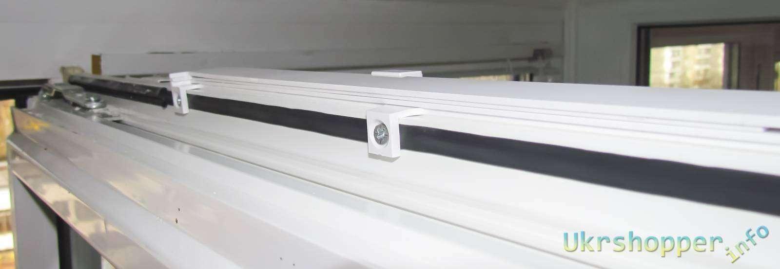 Другие - Украина: Обзор и установка оконных проветривателей для пластиковых окон New-Air