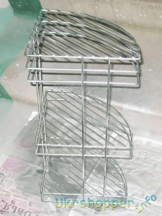 Leroy Merlin: DIY обзор. Восстановление металлических полочек в ванной комнате.