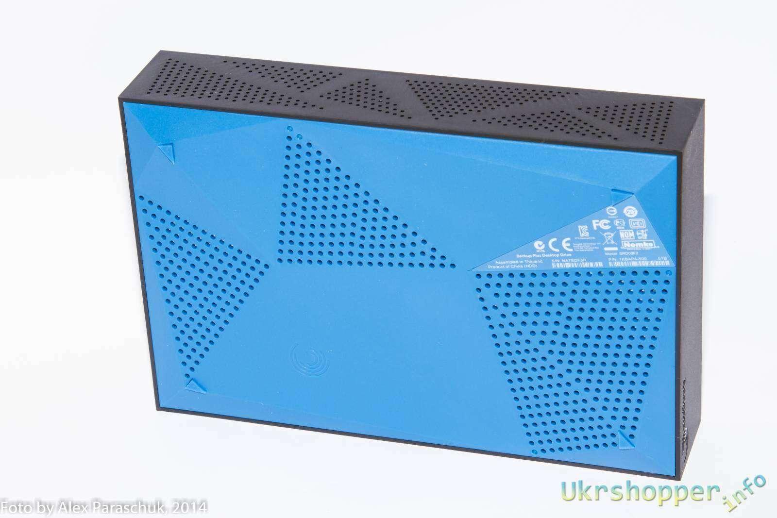 Amazon: Обзор внешнего HDD Seagate Backup Plus 5TB