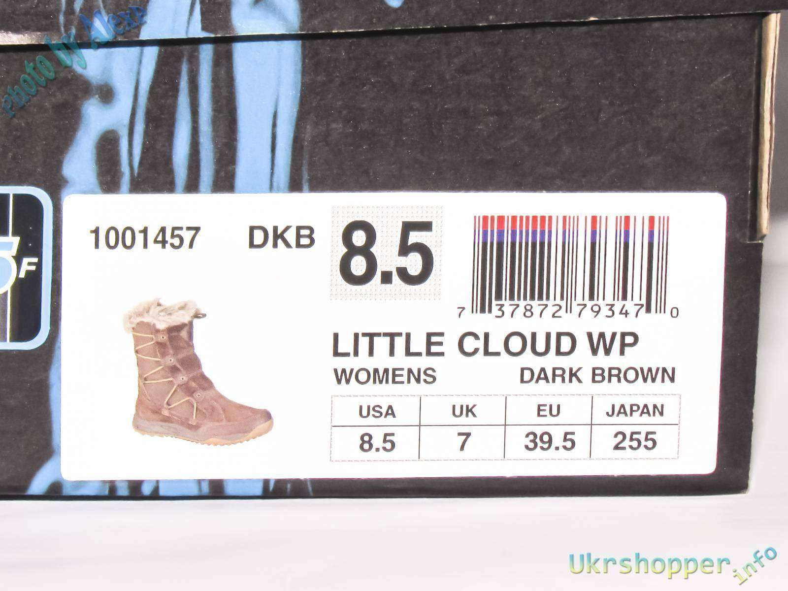 Amazon: Обзор отличных женских сапог Teva Women's Little Cloud Boot