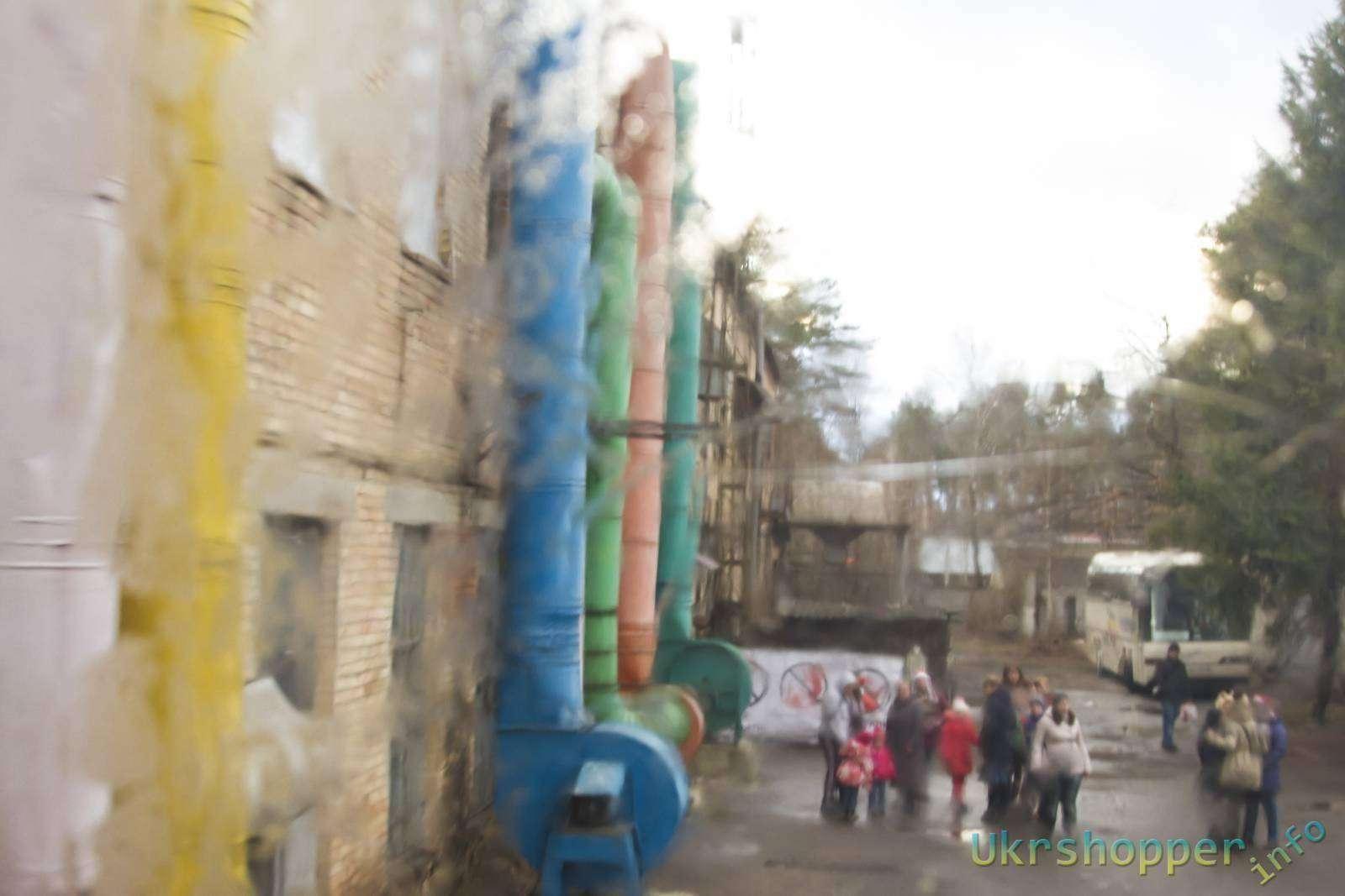 Другие - Украина: Экскурсия на фабрику елочных игрушек