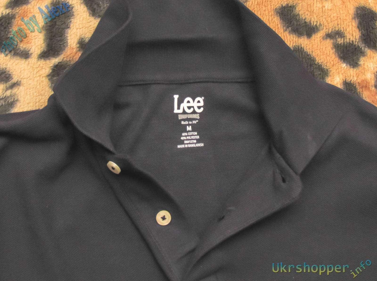 Amazon: Обзор мужской кофты - поло Lee