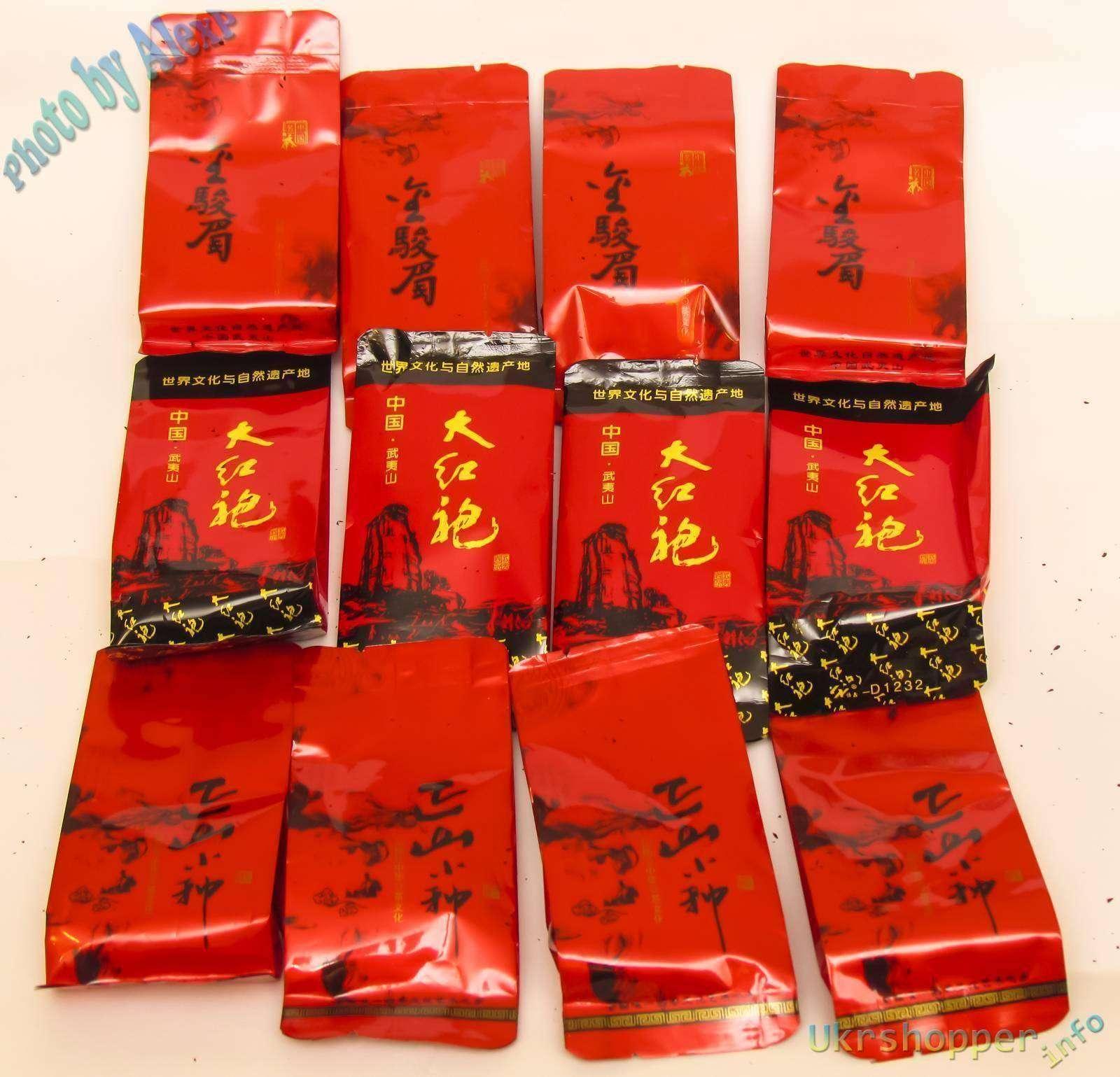 Aliexpress: Обзор недорогого китайского чая