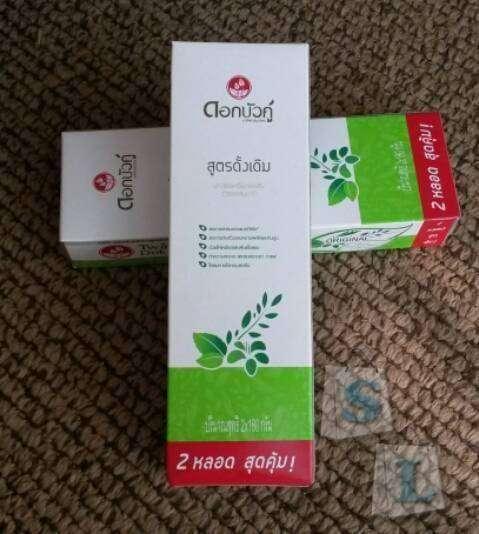 Другие: Реальные цены на товары с ebay на примере зубной пасты Twin Lotus