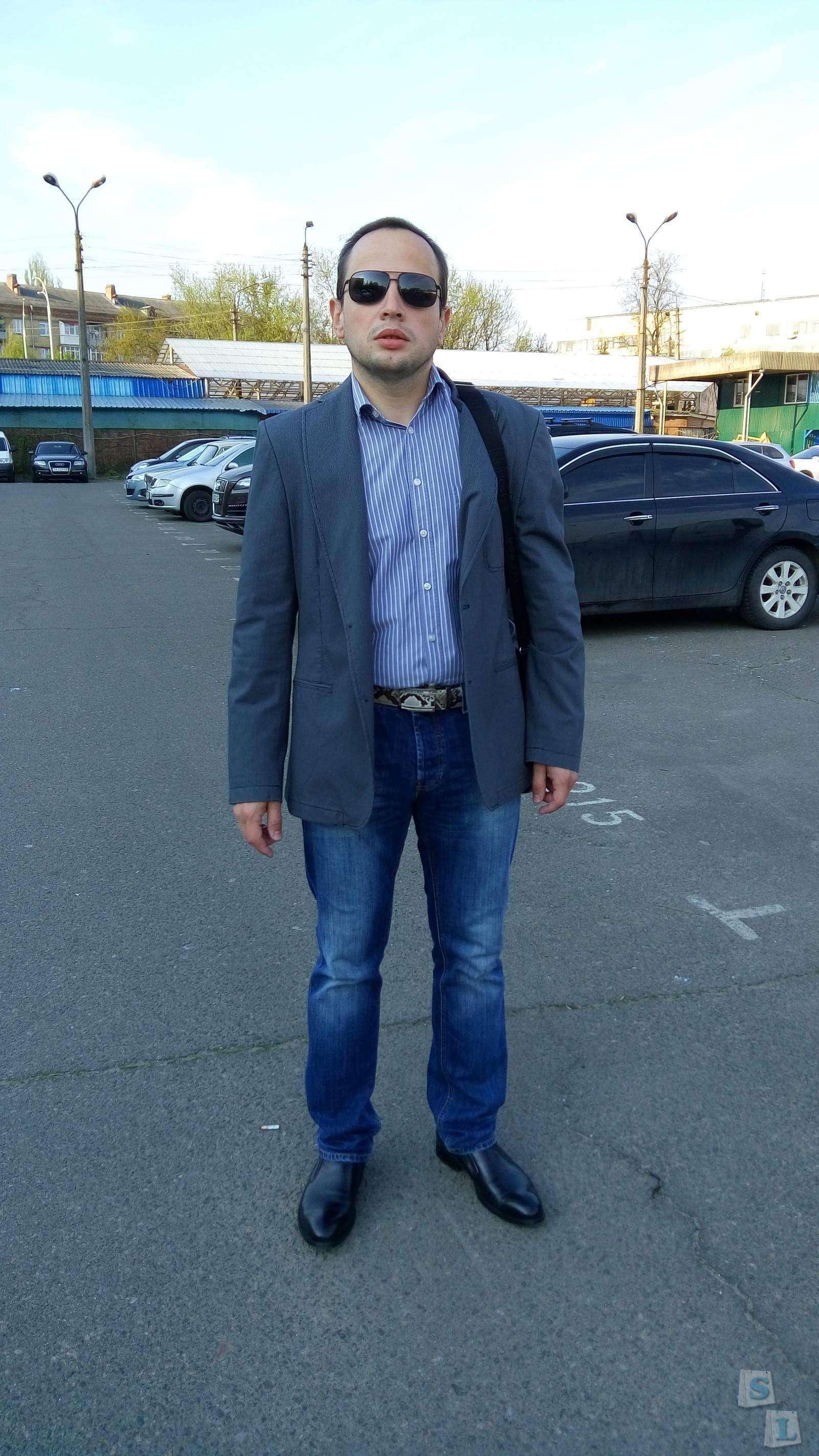 Охота на распродажах - casual пиджак от Mosaic