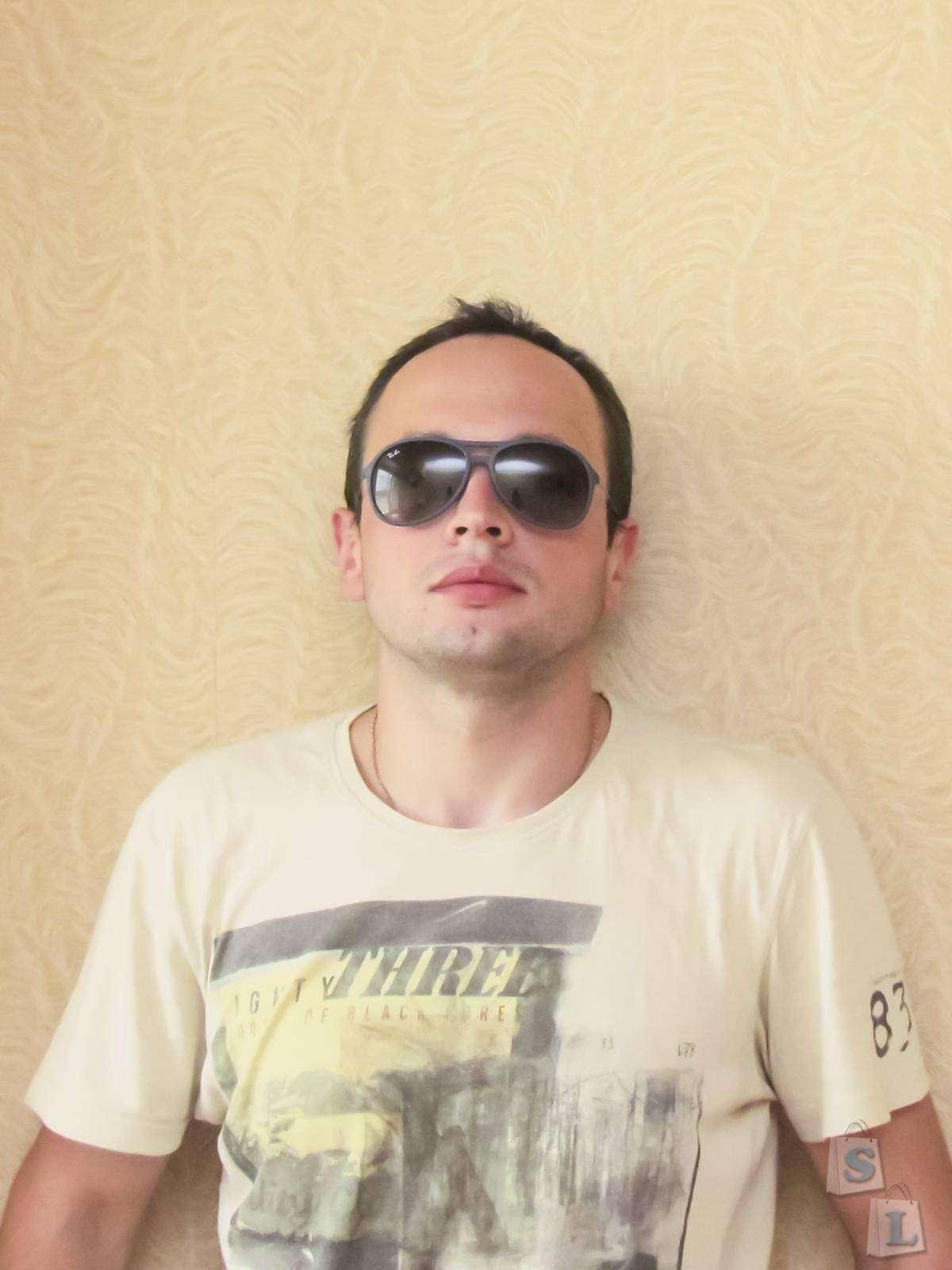 Amazon: Мужские солнцезащитные очки Ray-Ban Men's Alex Oval Sunglasses