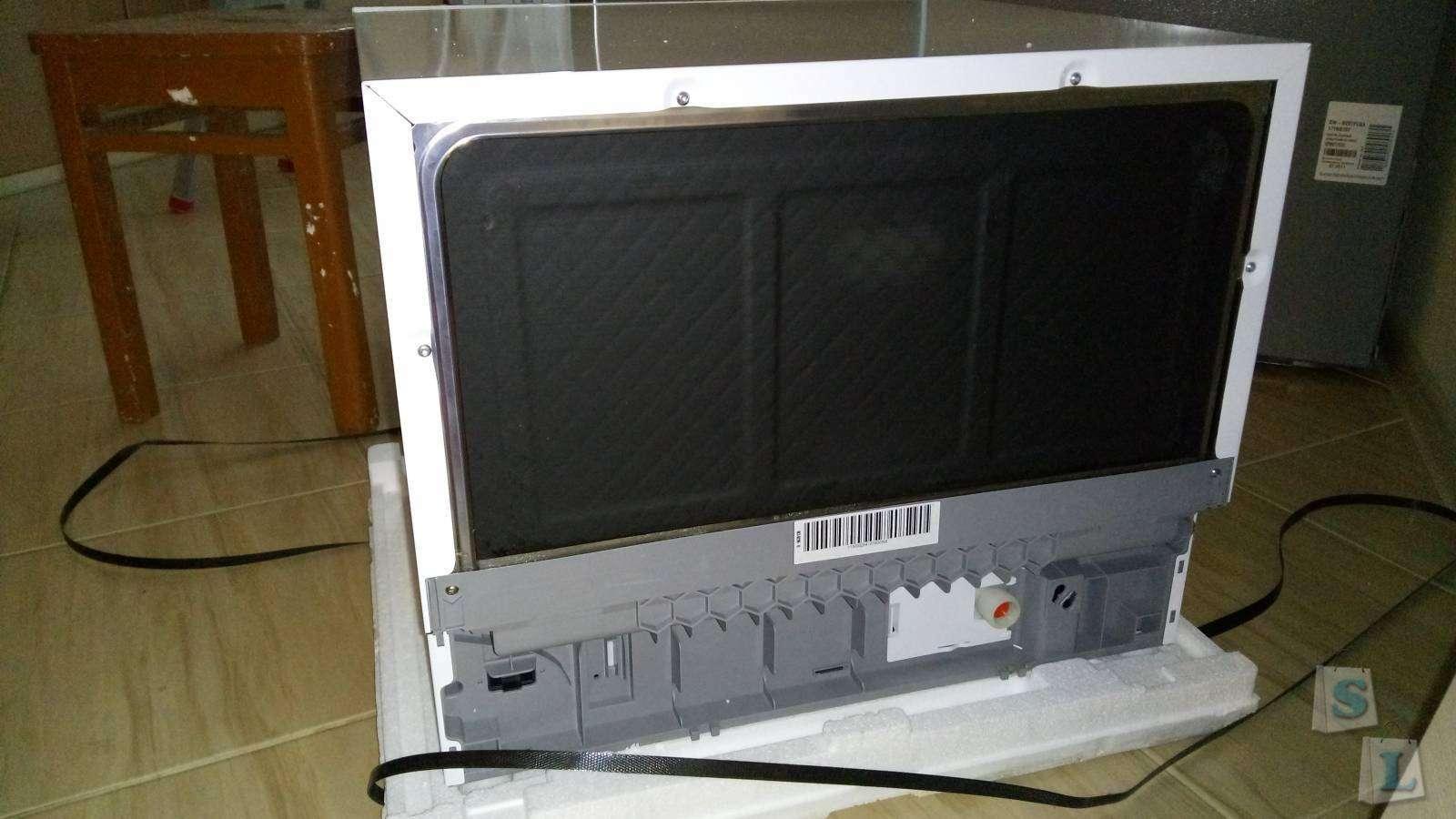 Розетка: Посудомоечная машина BOSCH SKS50E32EU - обзор и установка