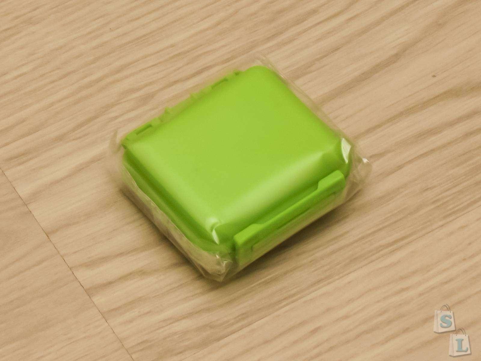 Aliexpress: Бокс - органайзер для таблеток, пилюль, мелкой бижутерии, или мелких предметов