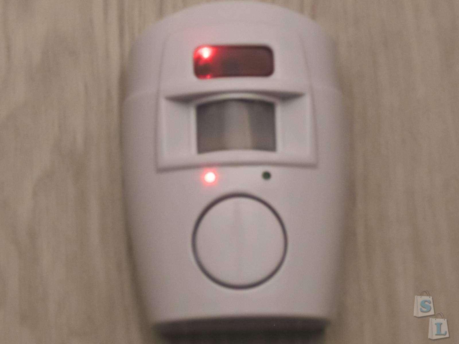 Banggood: Сигнализация с датчиком движения на пульте ДУ