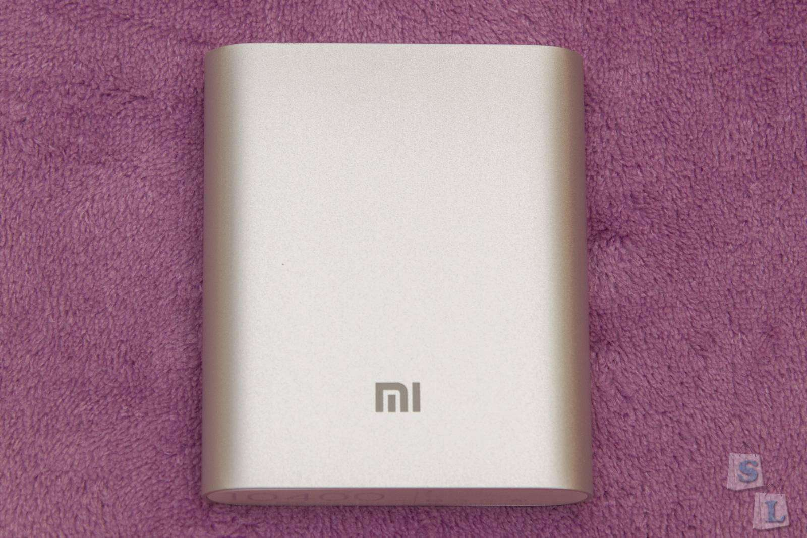 GearBest: Отчет о призе в конкурсе Активное лето - Power Bank Xiaomi Mi 10400mAh