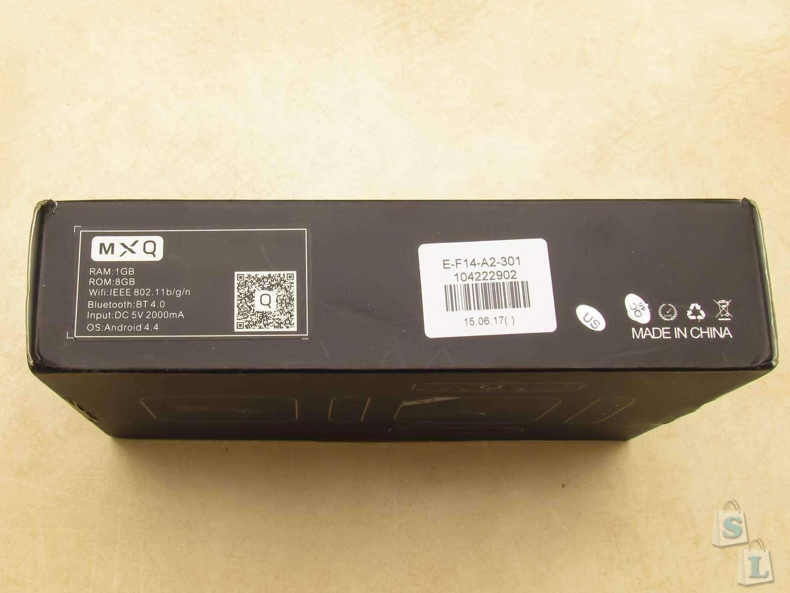 GearBest: Обзор ТВ бокса MXQ S85 Smart TV Box