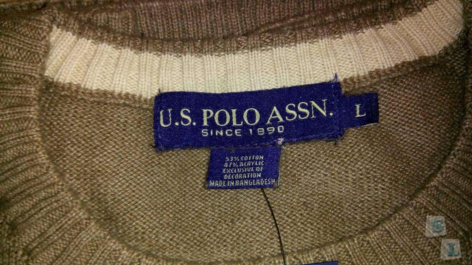 6pm: Свитер U.S. POLO ASSN