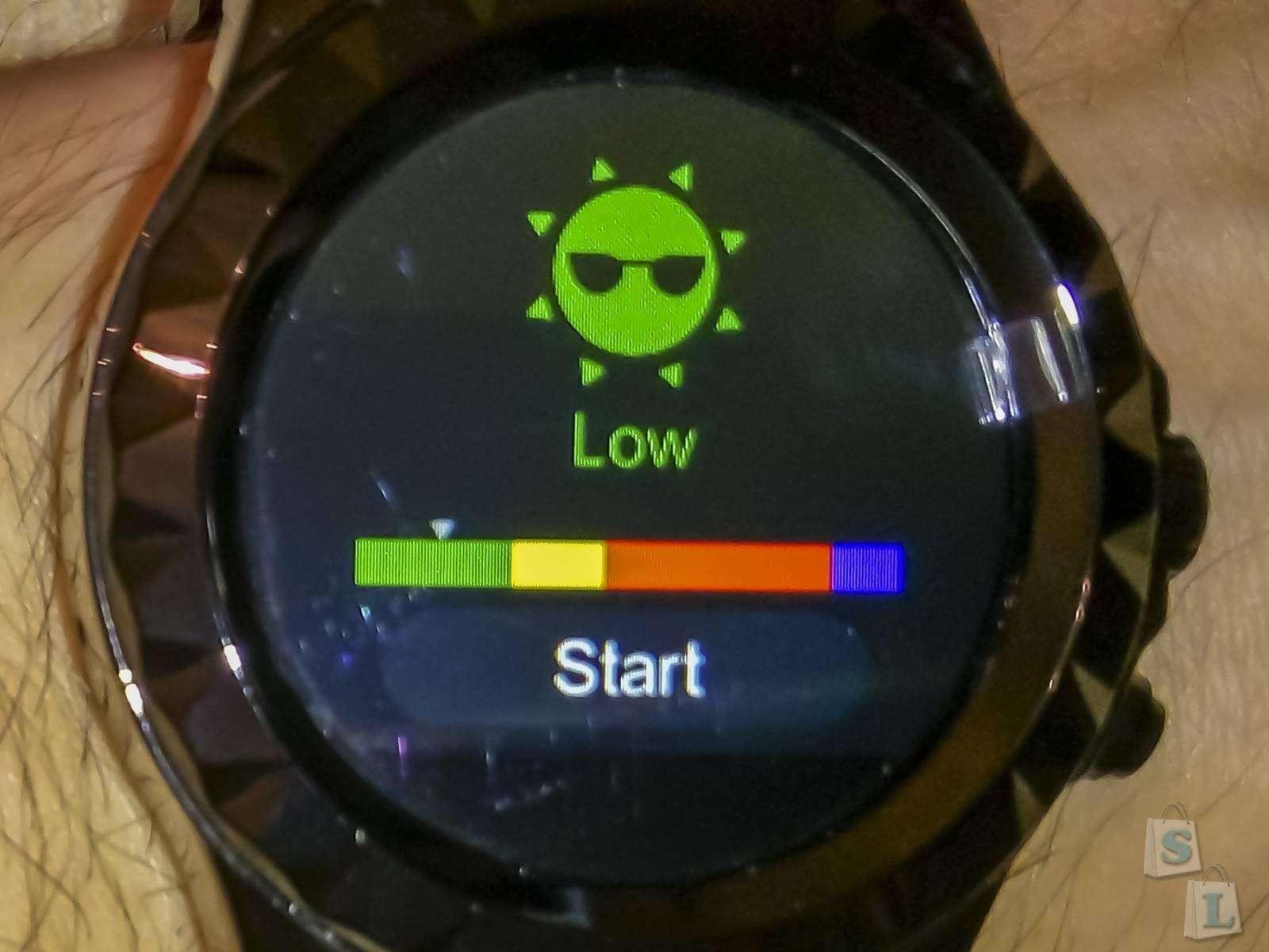 GearBest: Смартчасы No.1 Sun S2 обзор и впечатления