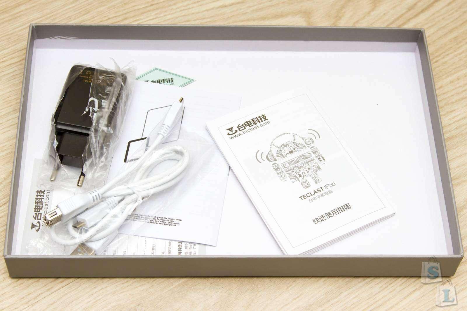 GearBest: Обзор планшета Teclast X98 Air III