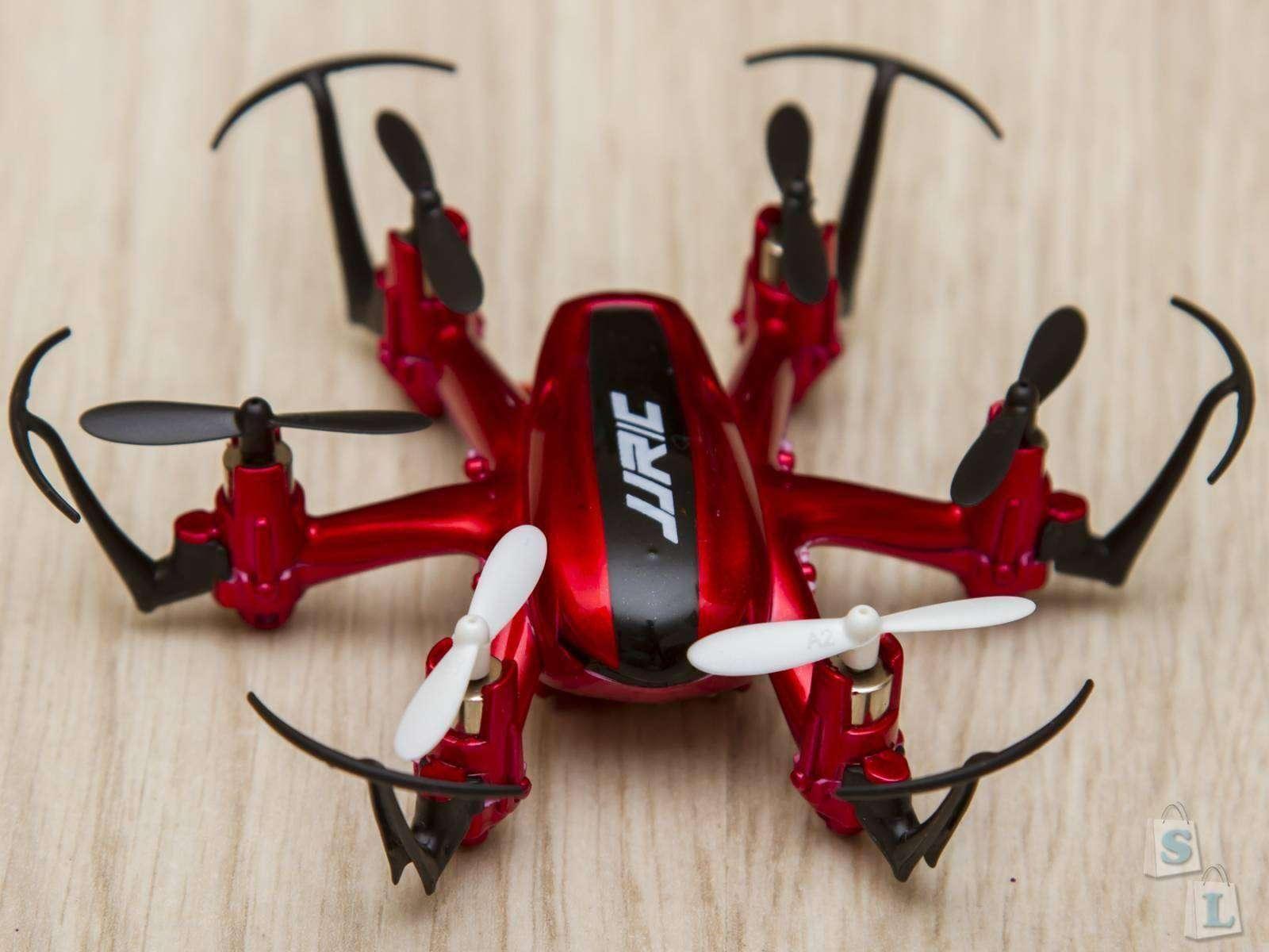 GearBest: Гексакоптер JJRC H20 - комплектация и внешний вид