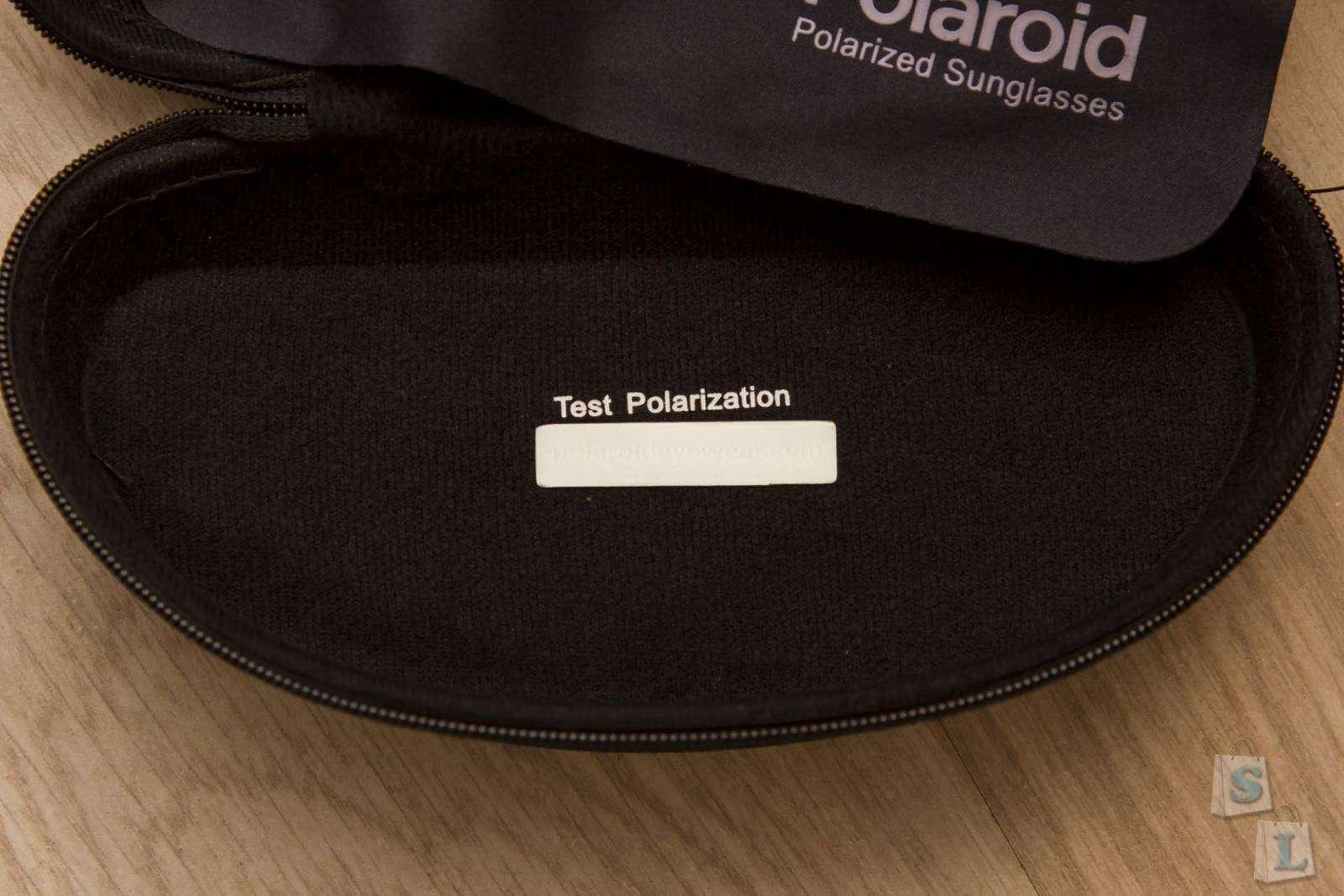 Другие - Украина: Поляризационные солнцезащитные очки POLAROID P4325 KIH62Y2 по акции в Люксоптике