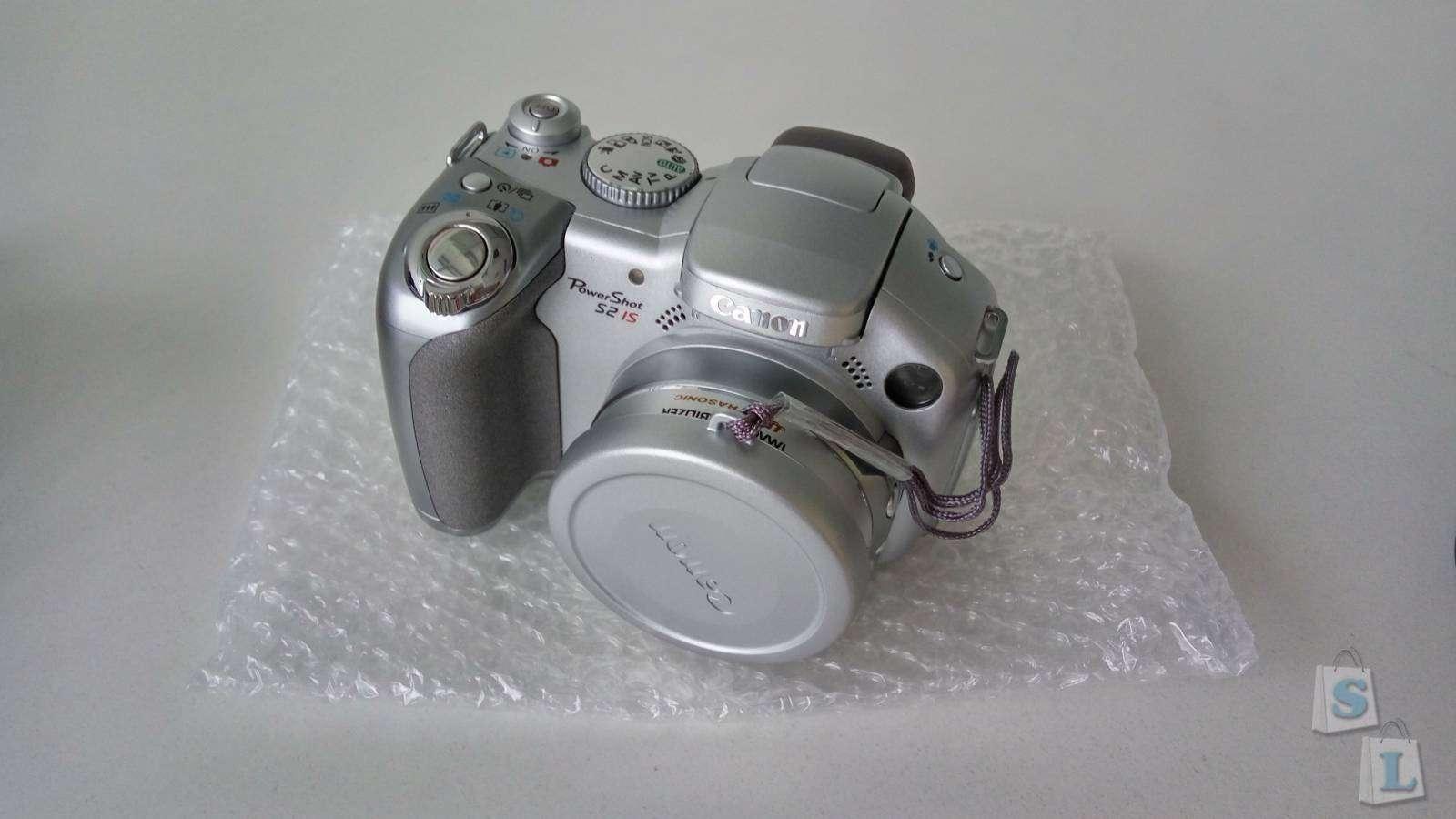 Другие - Украина: Чистка объектива Canon Powershot S2 IS - мастерская КУМ