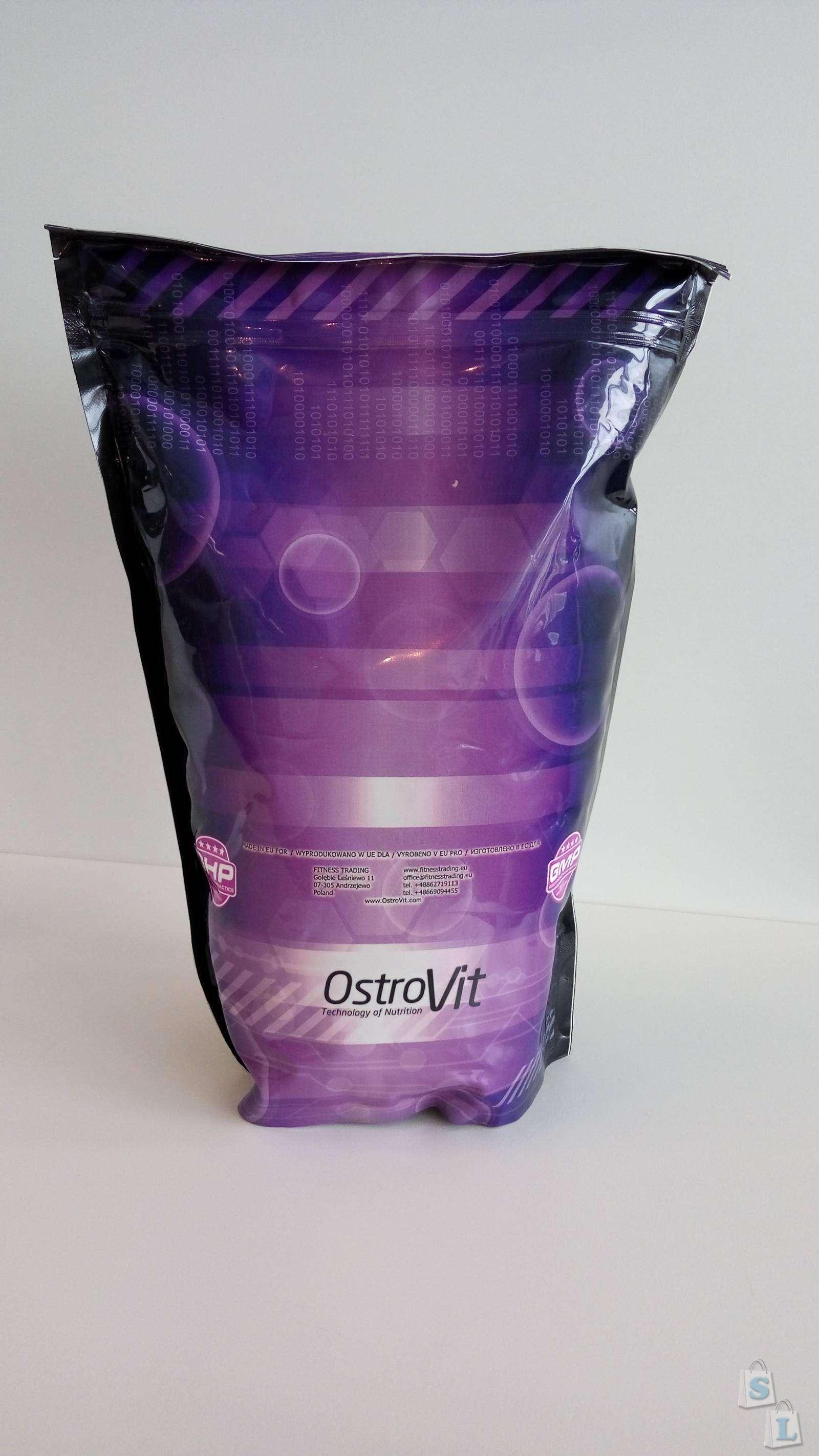 Proteininkiev: Строим мышцы - bcaa аминокислоты, пакет 1 кг
