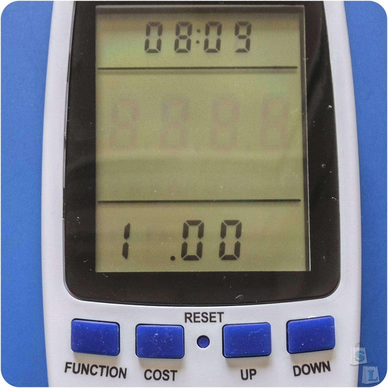 Banggood: Домашний энергомонитор - ваттметр