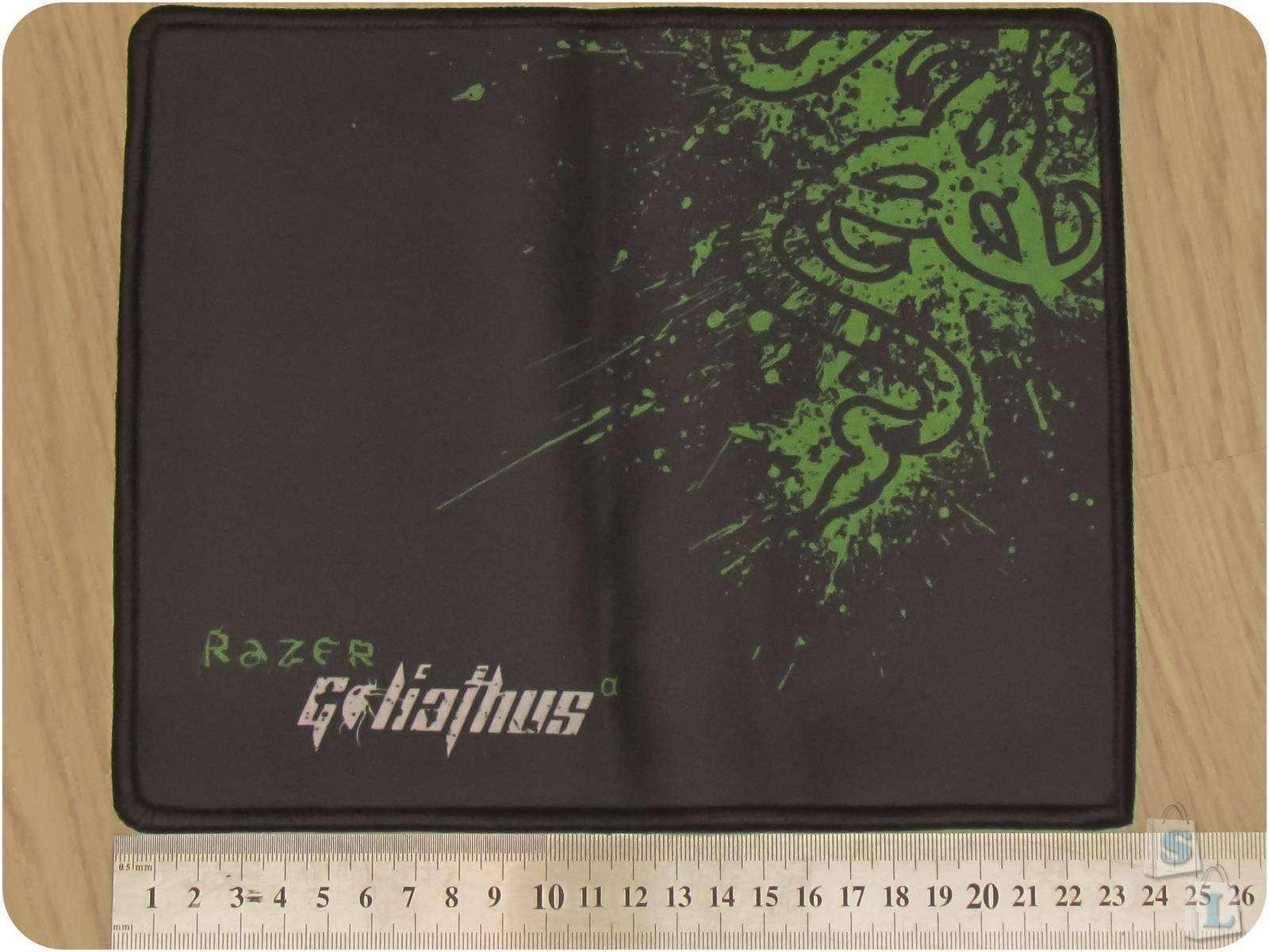 Aliexpress: Парочка классных ковриков Razer Goliathus для мышки с распродажи