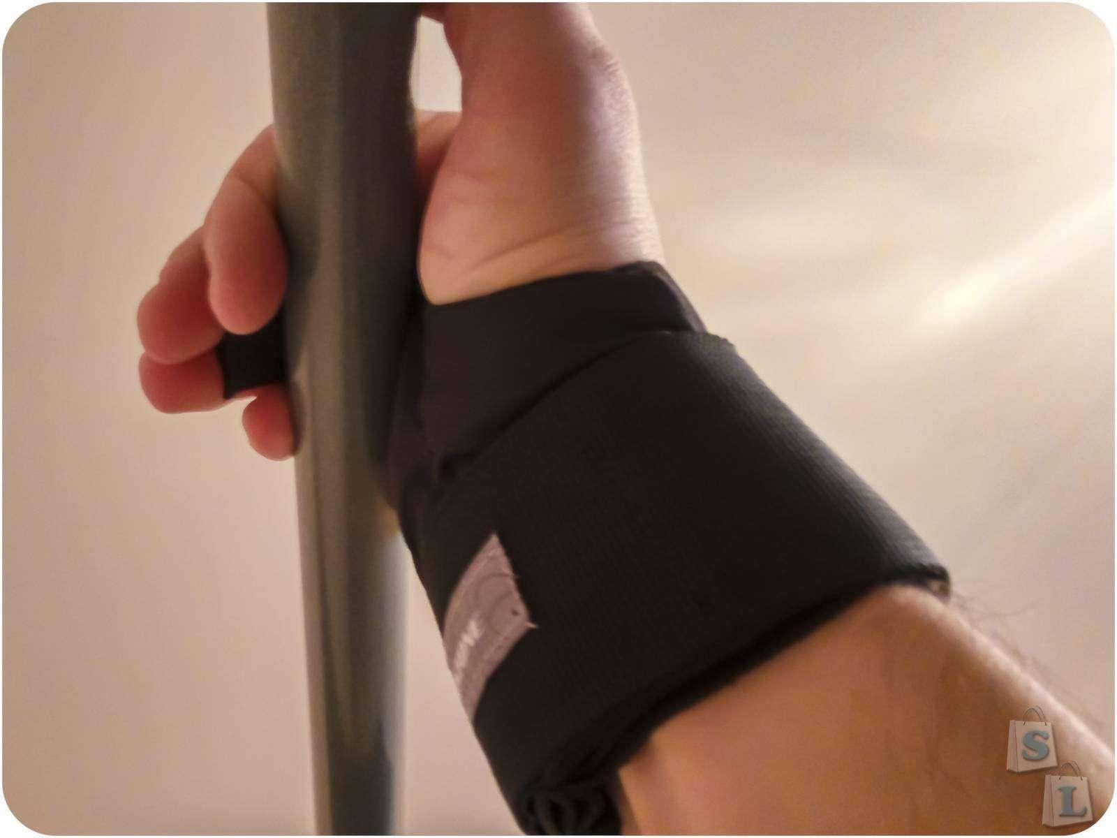Aliexpress: Крючки на запястья для занятий спортом