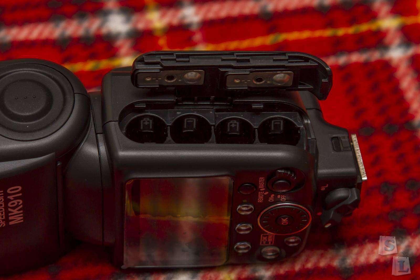 Banggood: Фотовспышка для систем Nikon Meike MK910,I-TTL, HSS 1/8000s