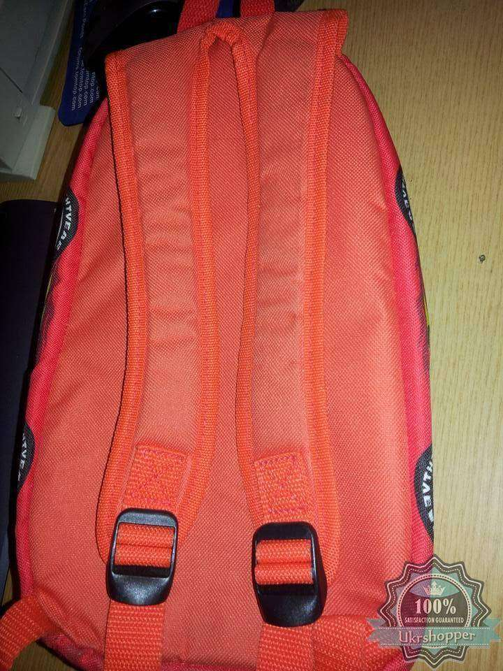 Aliexpress: Детский рюкзак 'Тачки' Молния МакКвин - обзор после года использования