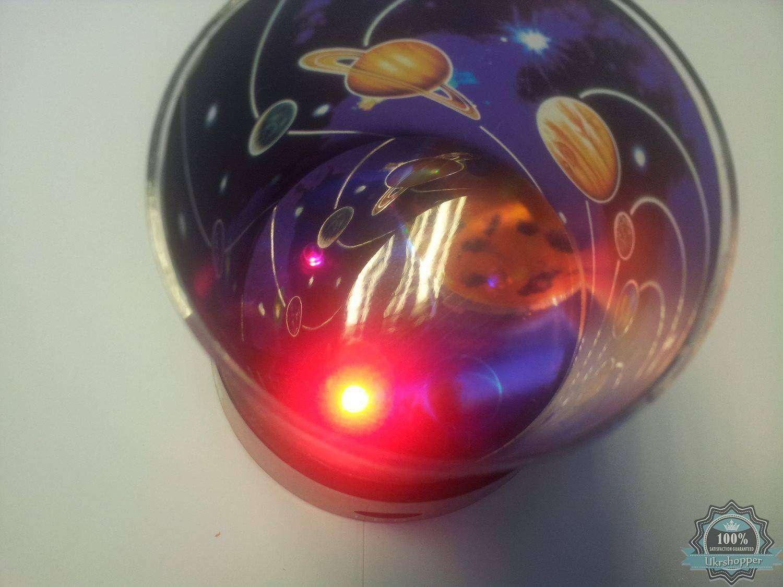 TinyDeal: Проектор звездного неба в детскую планетарий
