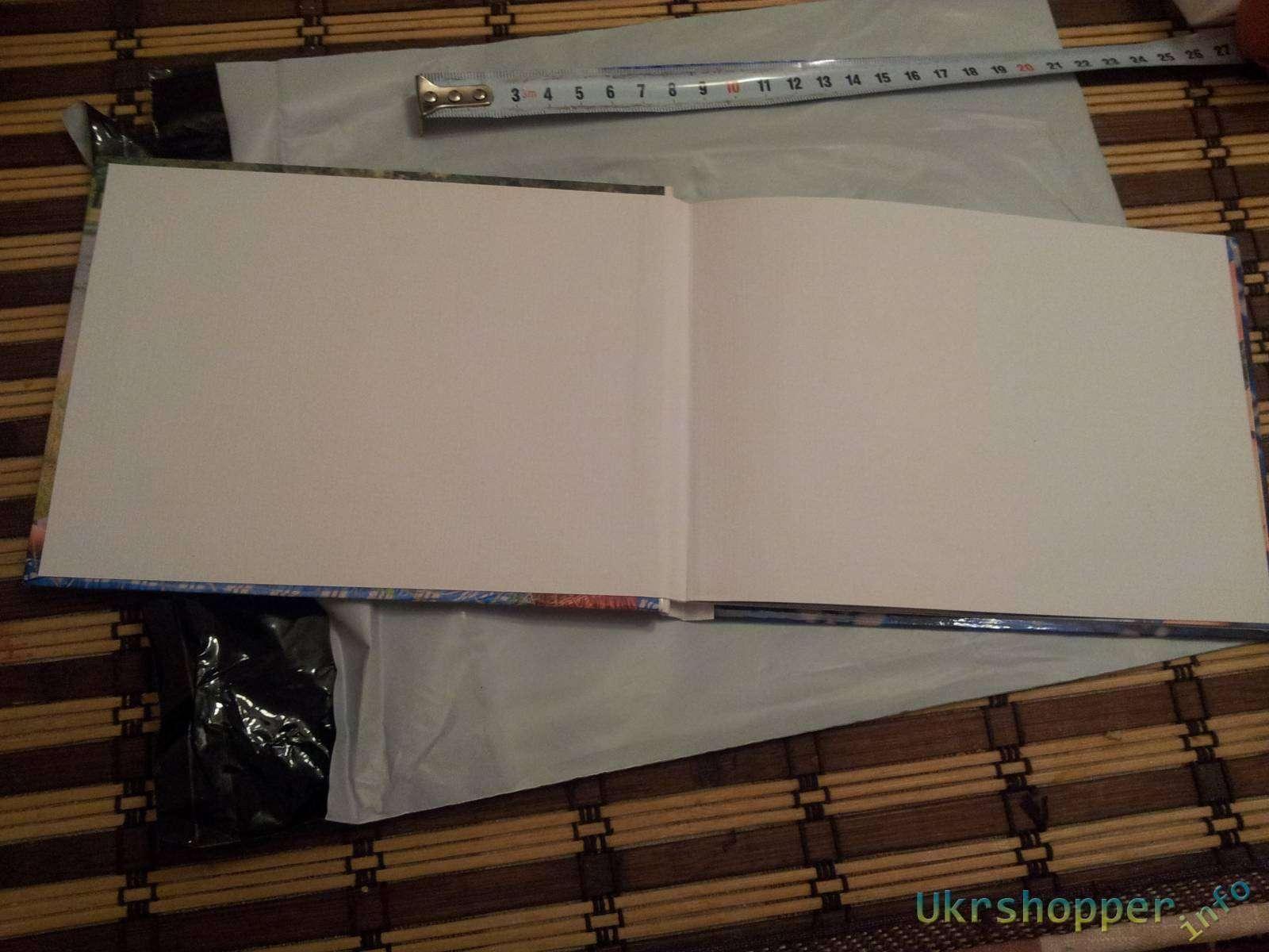 Другие: Обзор самодельной фотокниги 7'x5' на 20 фото от магазина подарков artscow