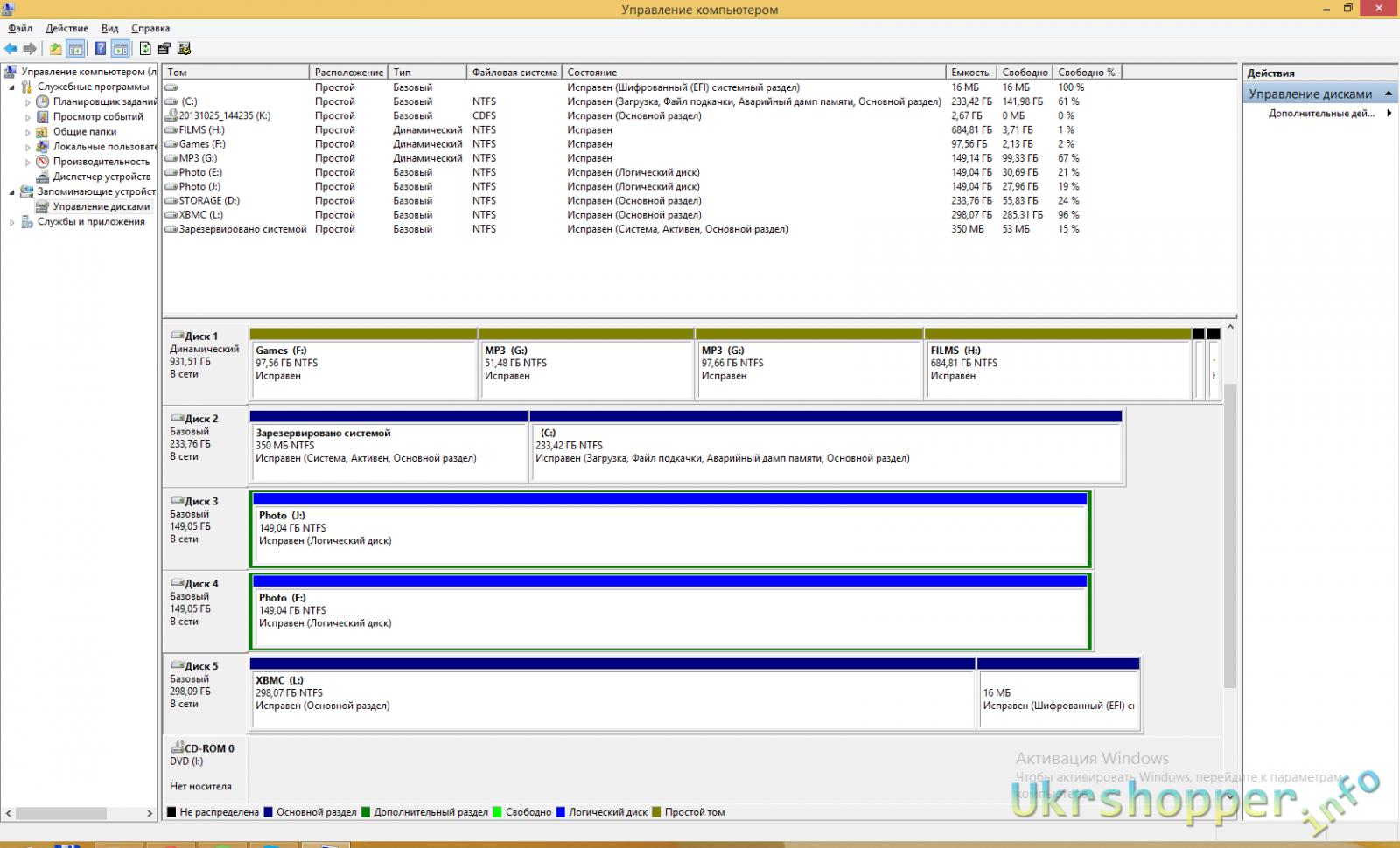 Раскрывая тайны Windows: как динамический диск сделать базовым? 55