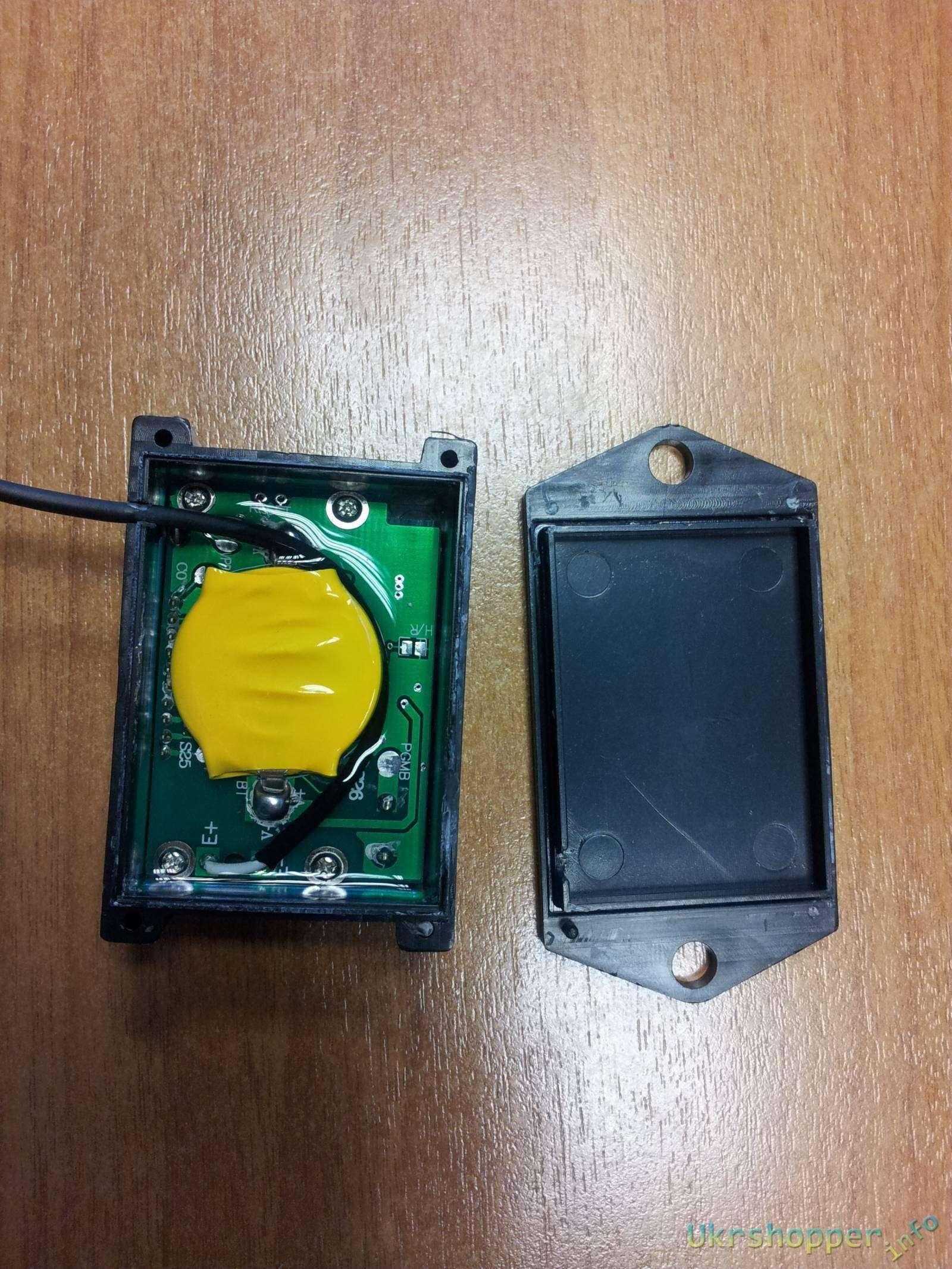 Aliexpress: Выносной бесконтактный индуктивный цифровой тахометр с функциями счетчиков моточасов ТС-011М RL-HM026