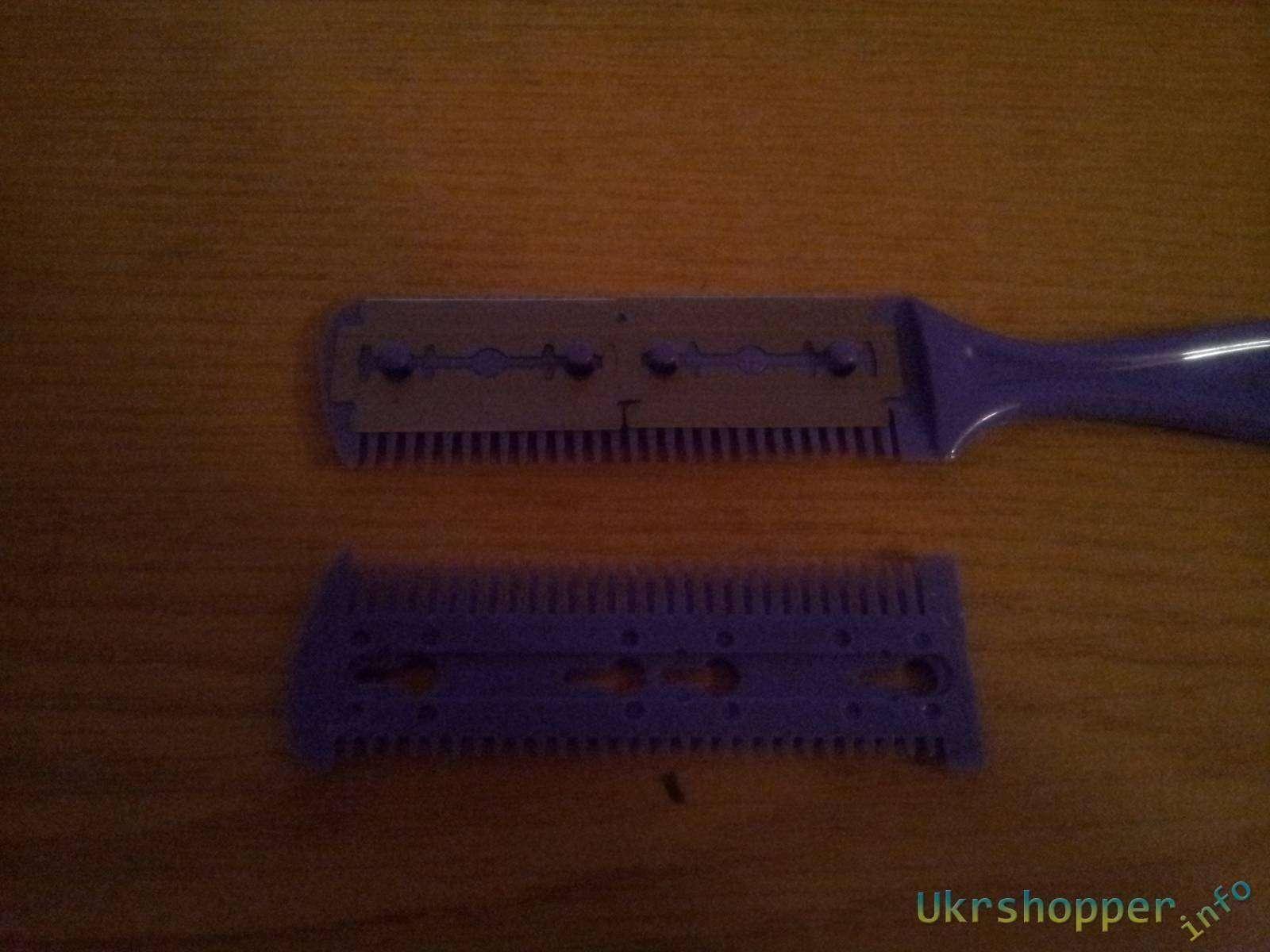 Aliexpress: Обзор триммера расчески-пухосрезалки или с волосатой собаки - шерсти клок