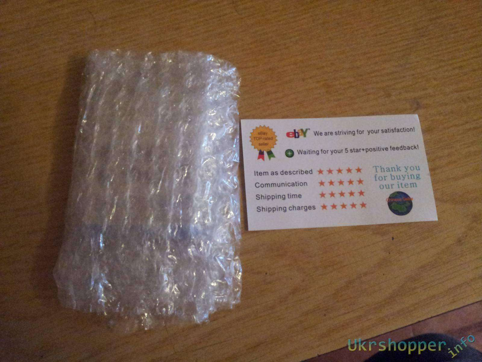 Ebay: Замена стандартному аккумулятору Samsung Galaxy Note N7000 обзор XPower