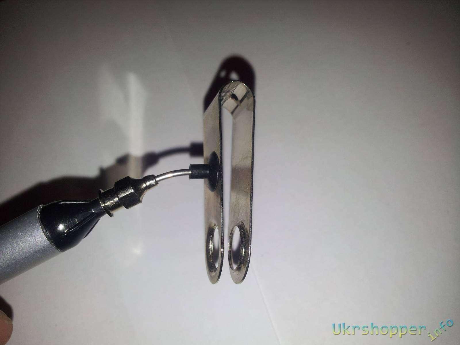 Ebay: Ручка присоска для припоя SMD элементов или чипов
