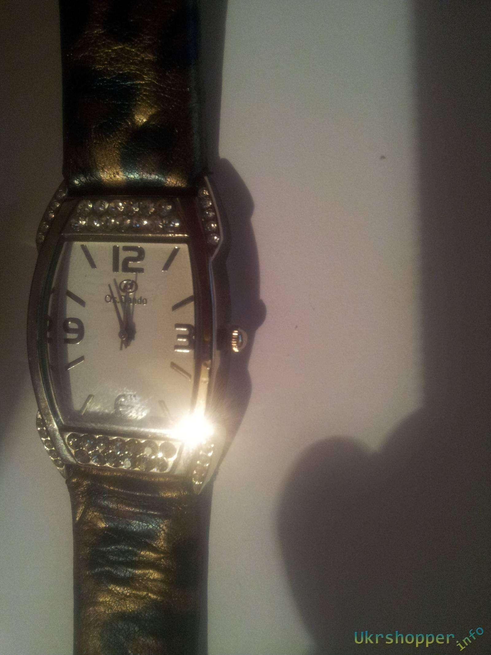 TinyDeal: Подарок или женские стильные часы