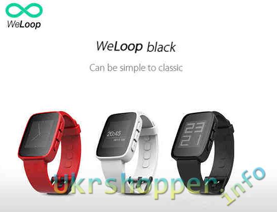 GearBest: Время обновить свои часы - предзаказ хита этого года умных часов Weloop Tommy