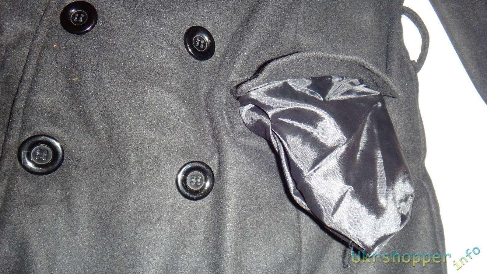 CooliCool: Обзор демисезонного короткого мужского пальто