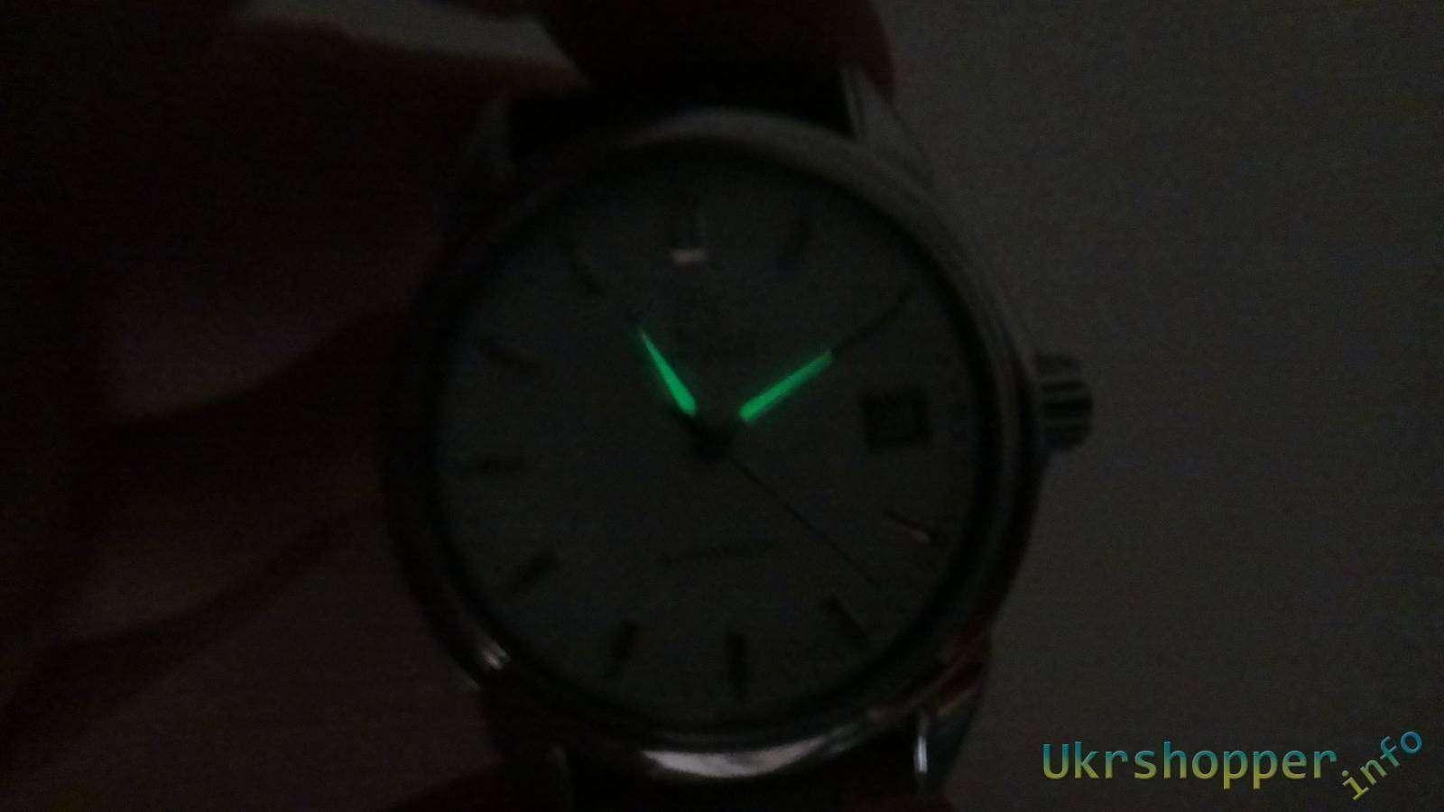 Popkind: Мужские стильные часы от Biaoqi с автоподзаводом - и совсем не бяки