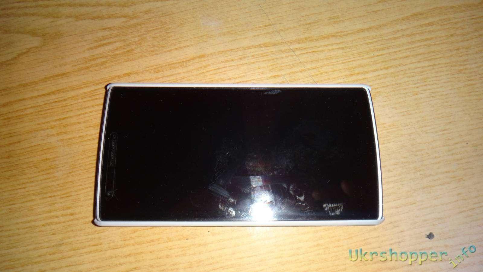 CooliCool: Защитный бампер NILLKIN и хорошая пленка на экран для смартфона OnePlus One