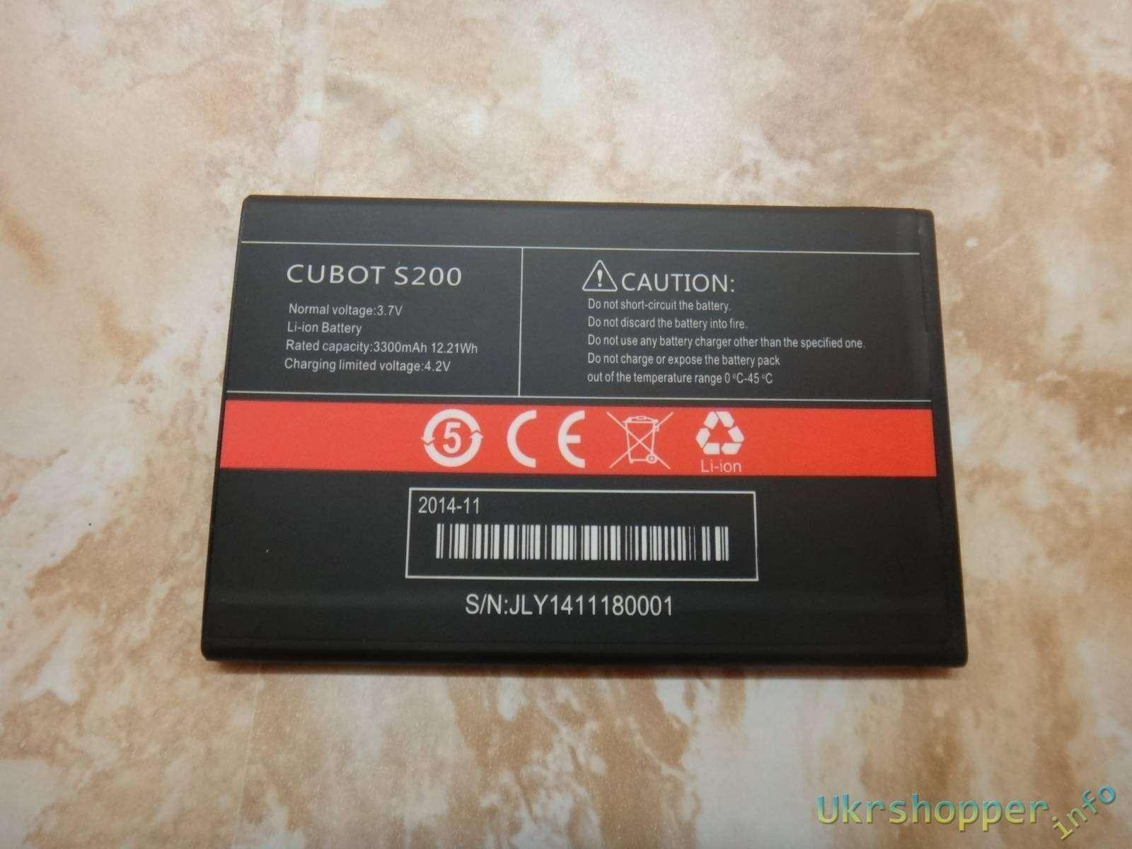 GearBest: Смартфон Cubot S200 самый полный обзор или стильный долгожитель