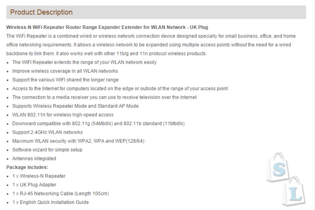 TVC-Mall: Компактный Wireless-N WiFi роутер - репитер, включил в розетку и забыл